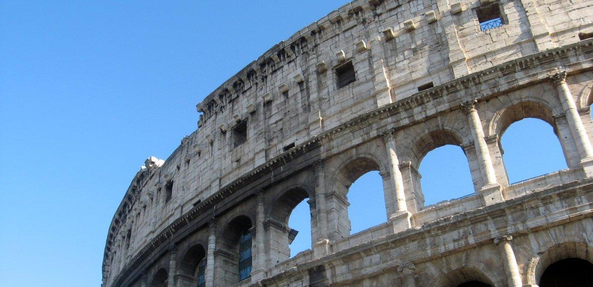 Citytrip naar Rome