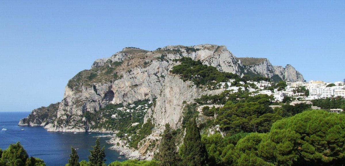 De Amalfikust, meer de weg van 1000 bochten