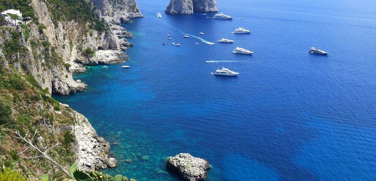 De geheimen van Capri in Italië