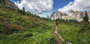 Wandelen door de geschiedenis van de alpen, alpe ardia trail.