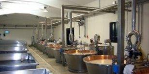 Parma beroemd om zijn overheerlijke parmaham en parmazaanse kaas