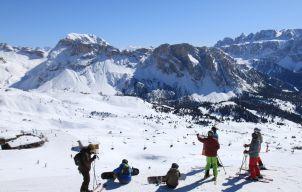 De drie beste wintersportplaatsen in Italië